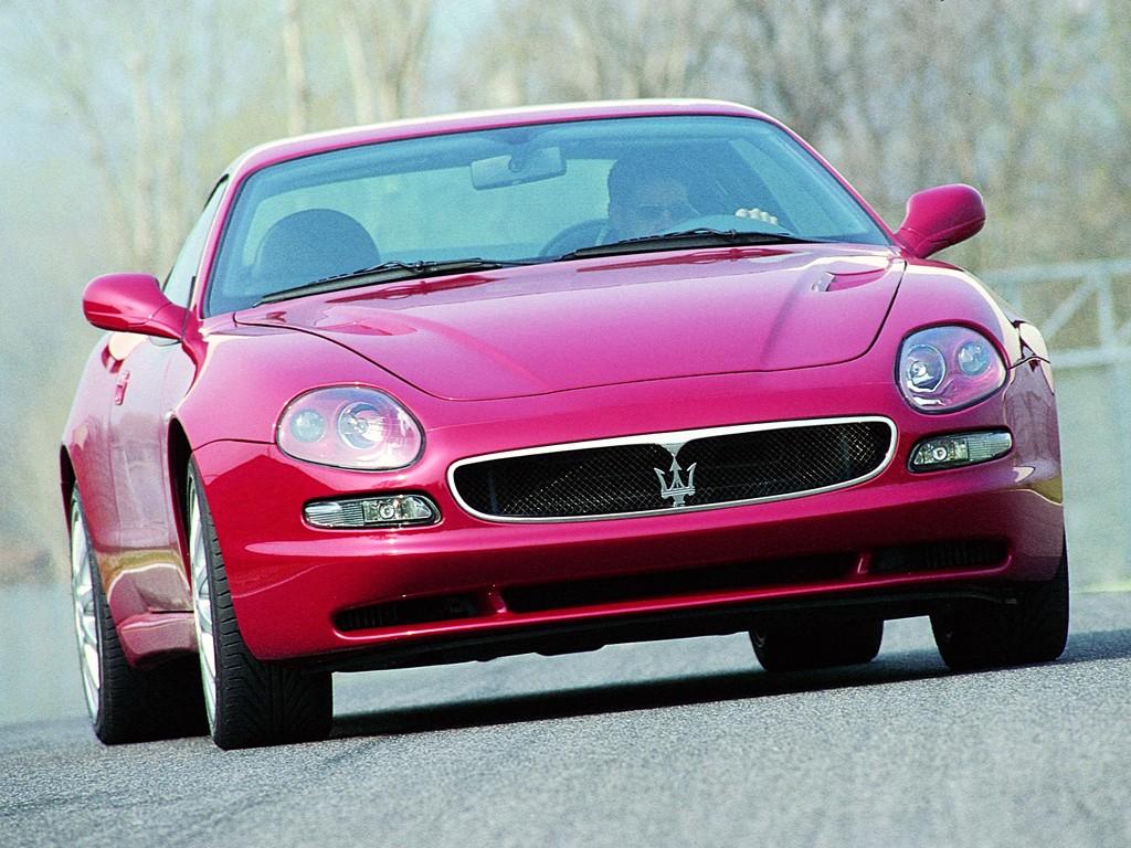 MASERATI 3200 GT - 1998, 1999, 2000, 2001, 2002 ...