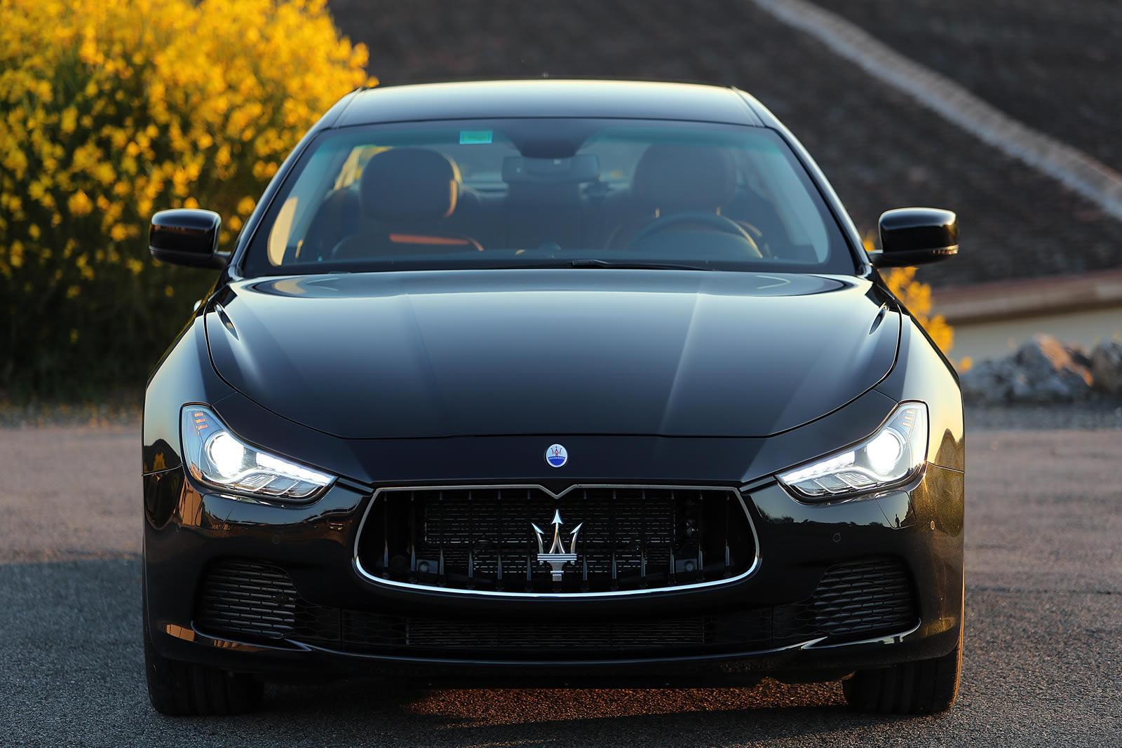 Maserati Ghibli 2013 2014 2015 2016 2017 Autoevolution