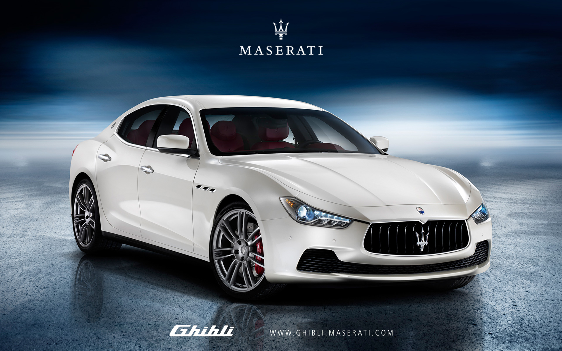 Maserati ghibli specification