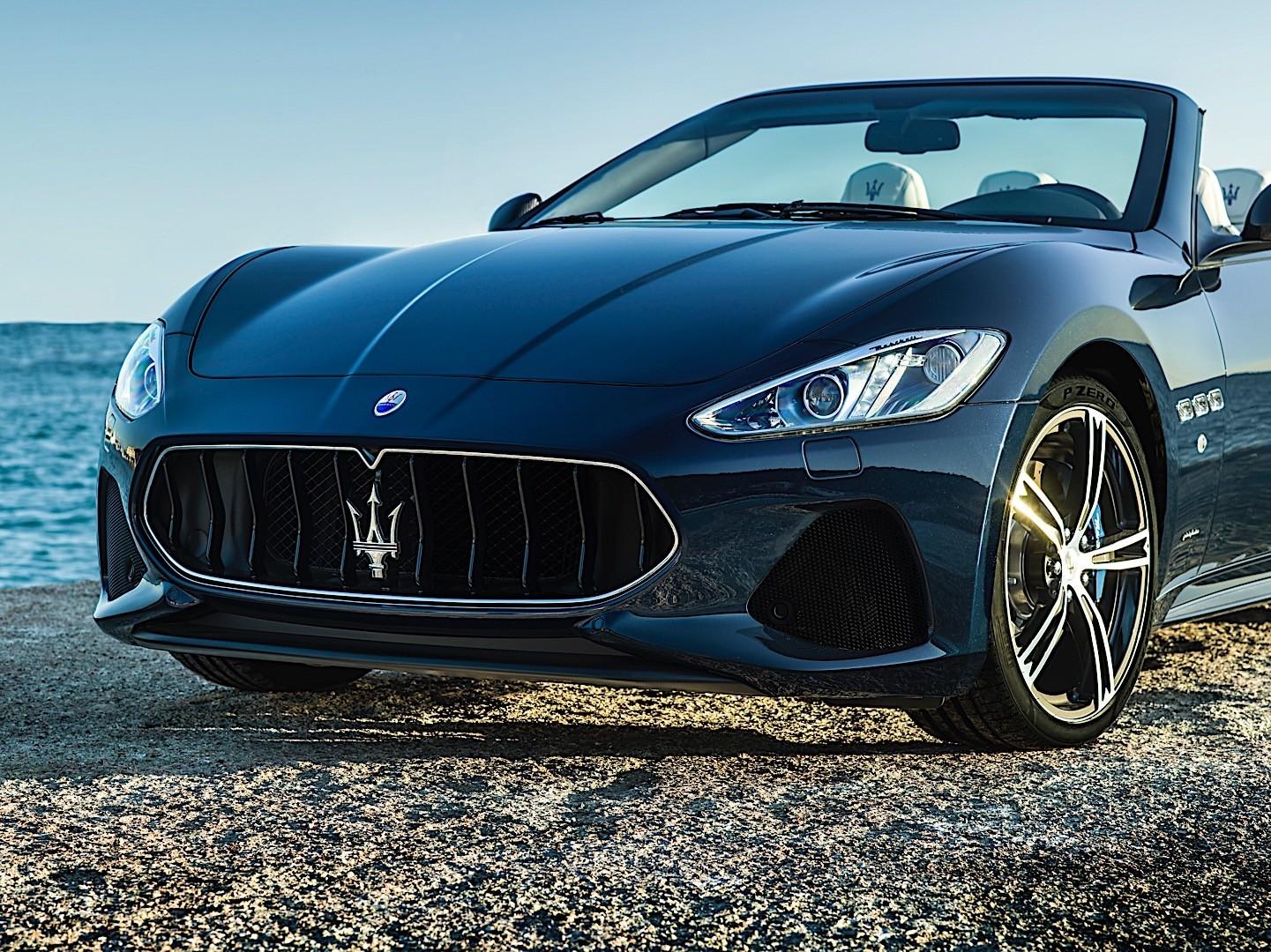 Maserati Grancabrio Specs 2017 Autoevolution