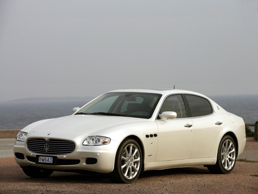 Used Maserati Granturismo >> MASERATI Quattroporte V specs & photos - 2003, 2004, 2005, 2006, 2007, 2008, 2009, 2010, 2011 ...