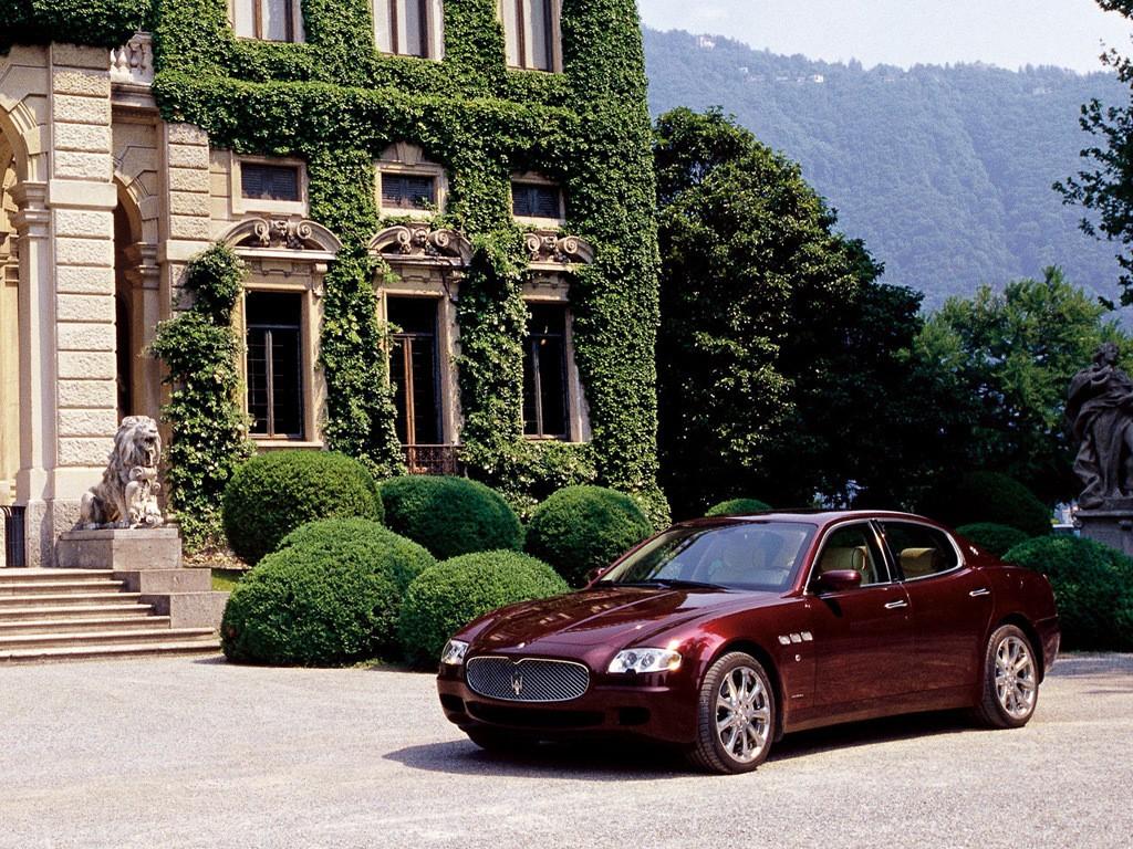 MASERATI Quattroporte V specs & photos - 2003, 2004, 2005 ...