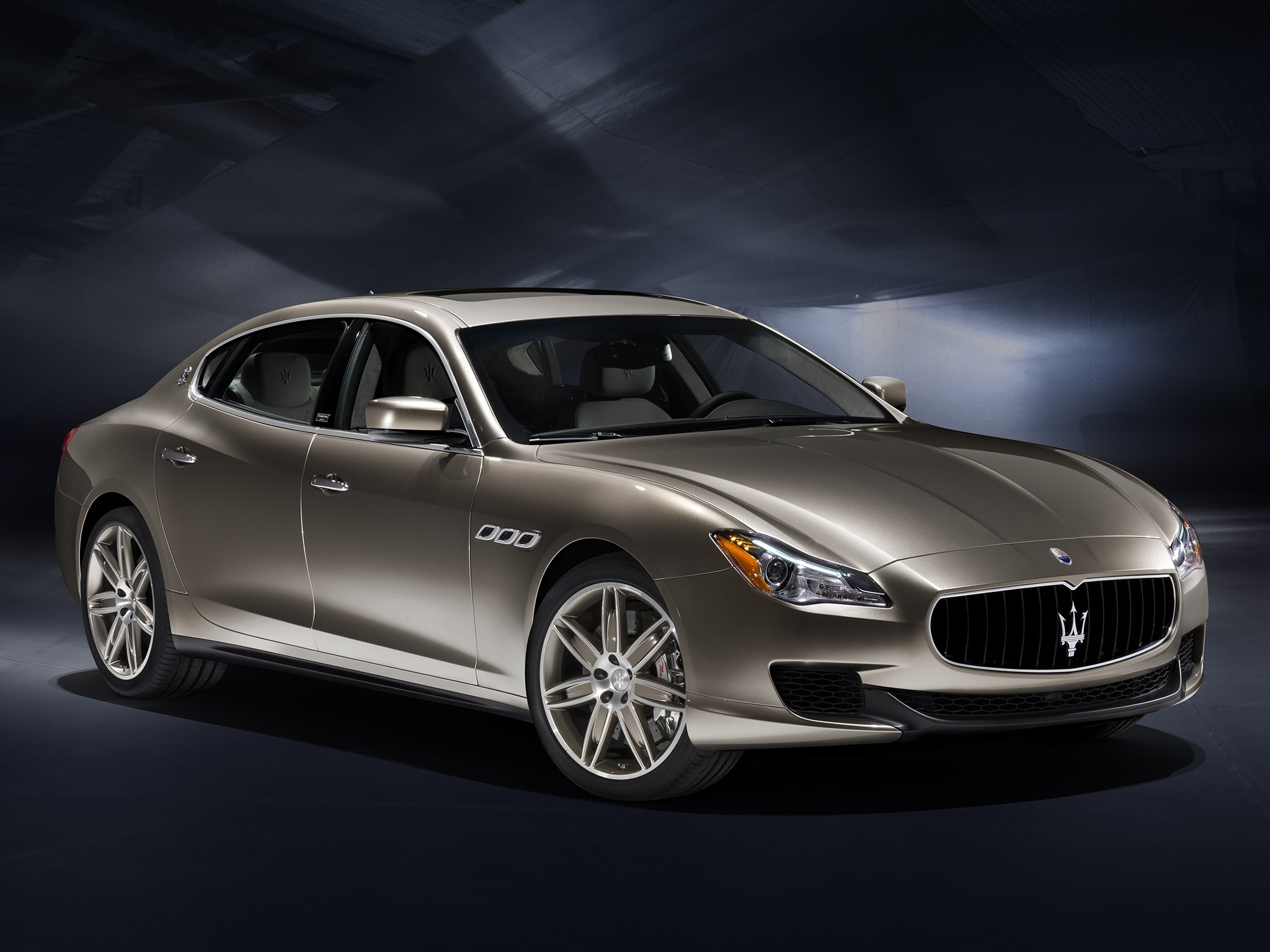 maserati quattroporte vi 2013 2014 2015 2016 autoevolution. Black Bedroom Furniture Sets. Home Design Ideas