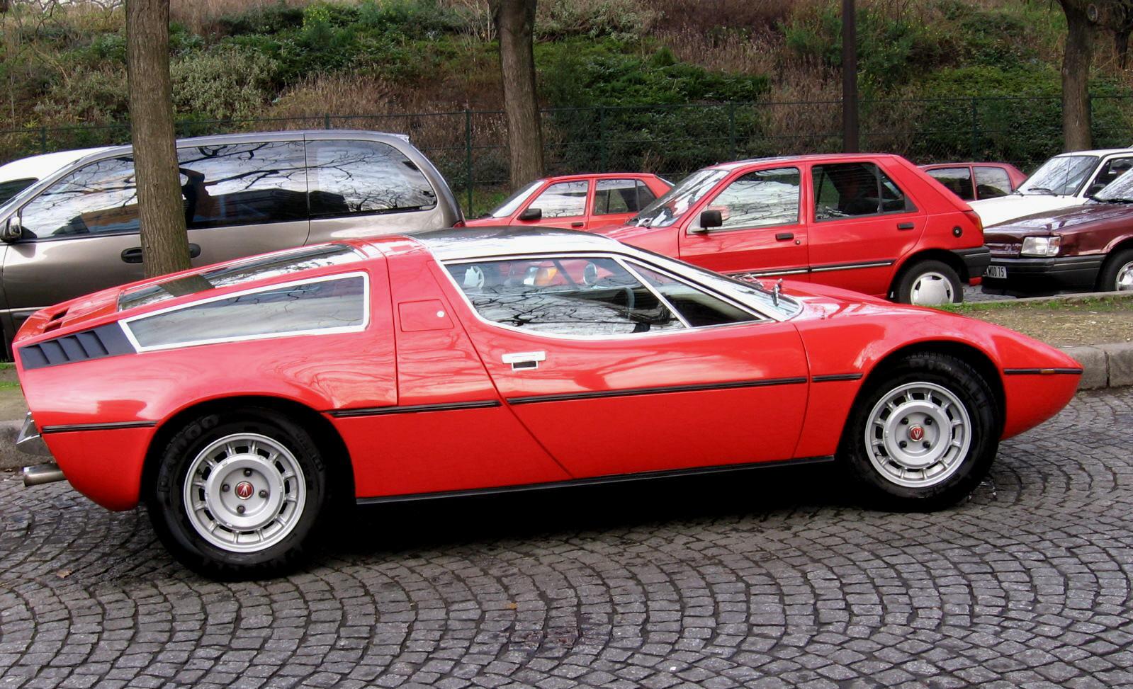Maserati Bora Specs 1971 1972 1973 1974 1975 1976