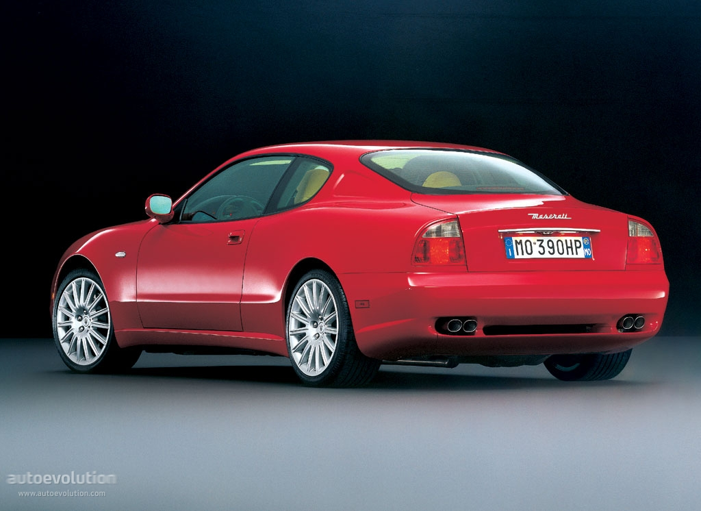 MASERATI Coupe specs & photos - 2002, 2003, 2004 ...