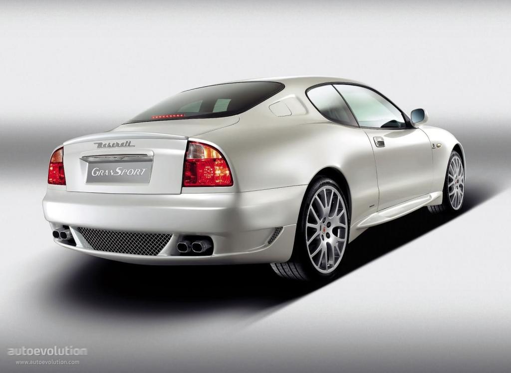 Maserati gransport specs