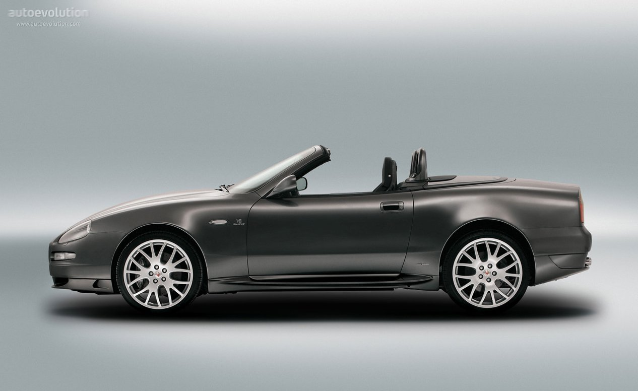 MASERATI GranSport Spyder specs - 2006, 2007 - autoevolution