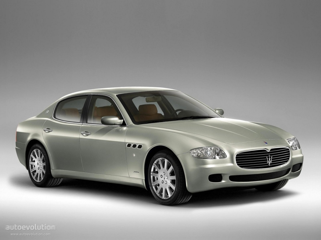 maserati quattroporte v specs 2003 2004 2005 2006. Black Bedroom Furniture Sets. Home Design Ideas