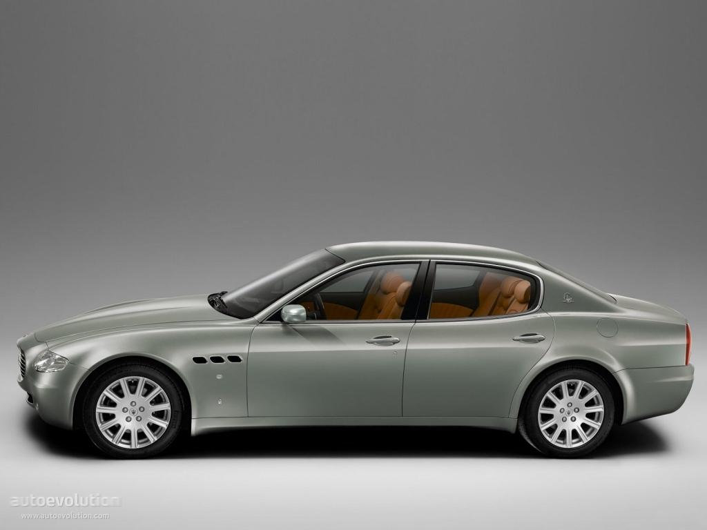 Used Maserati Granturismo >> MASERATI Quattroporte V - 2003, 2004, 2005, 2006, 2007, 2008, 2009, 2010, 2011, 2012 - autoevolution