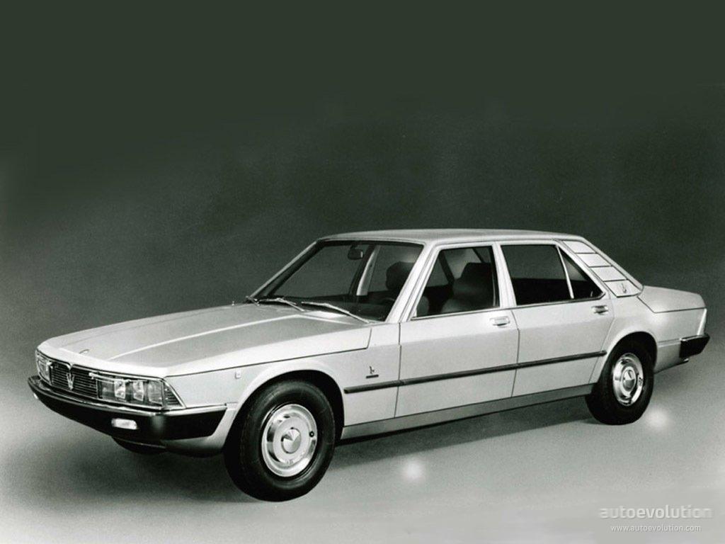 Maserati Quattroporte Ii Specs 1974 1975 1976 1977