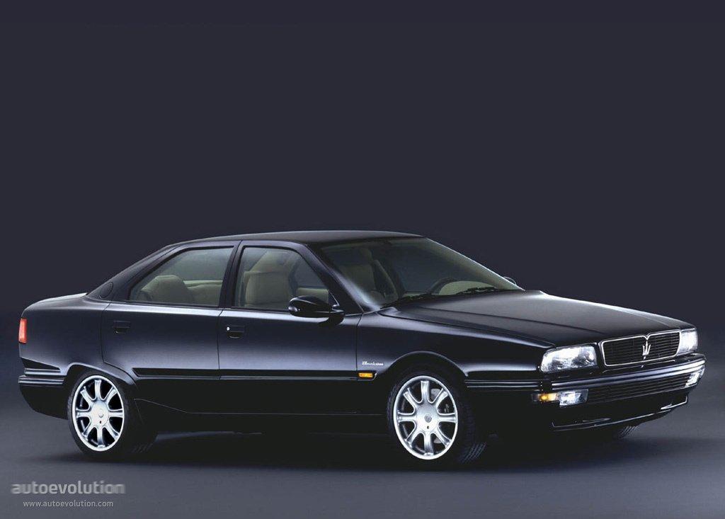 1998 maserati quattroporte