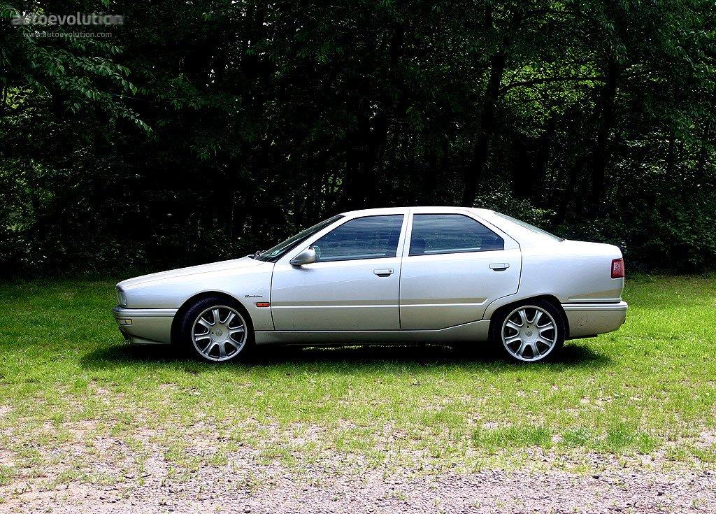 Maserati Quattroporte Iv Specs 1994 1995 1996 1997