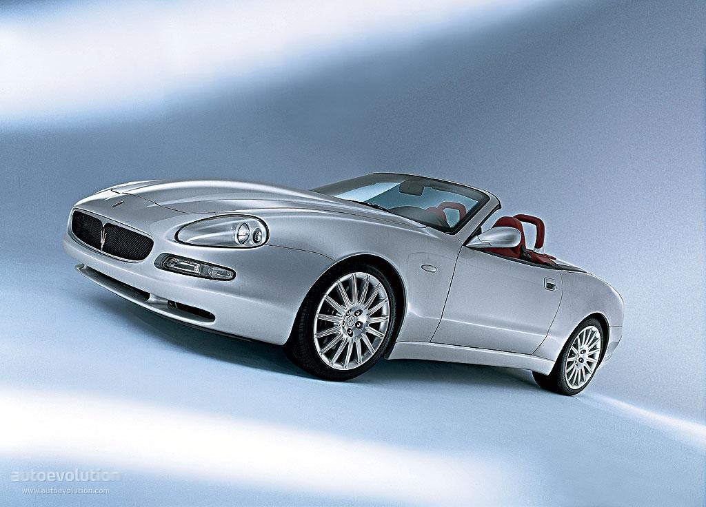 Maserati Spyder Specs Photos 2001 2002 2003 2004 2005 2006