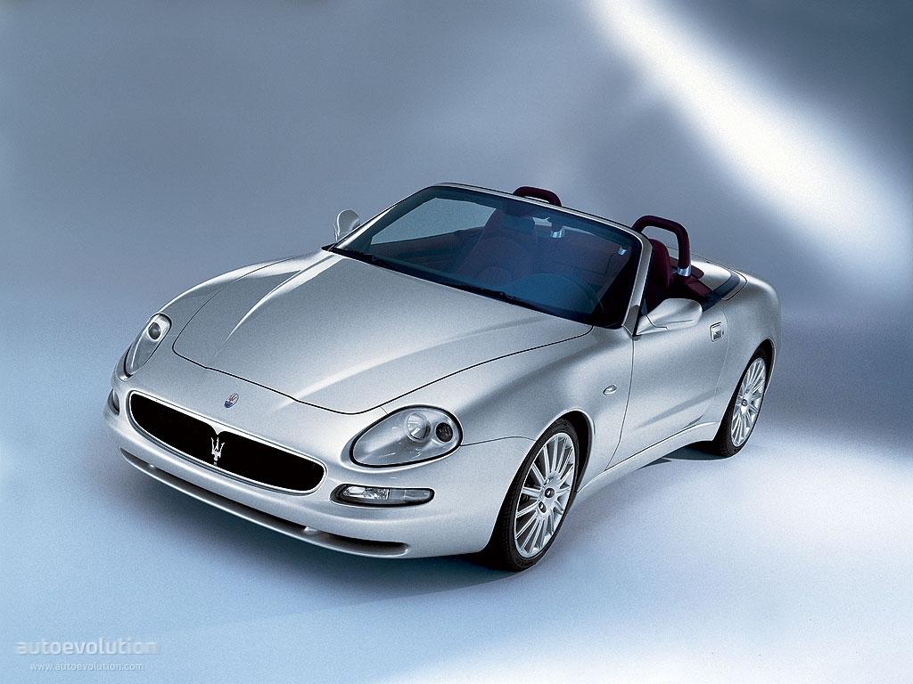 Maserati Spyder Specs Amp Photos 2001 2002 2003 2004