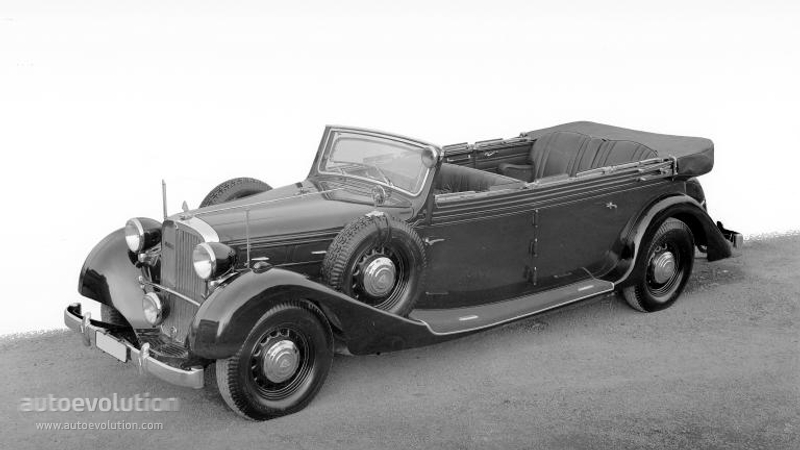 Maybach Typ Sw 35 Sw 38 Cabriolet Specs Amp Photos 1936