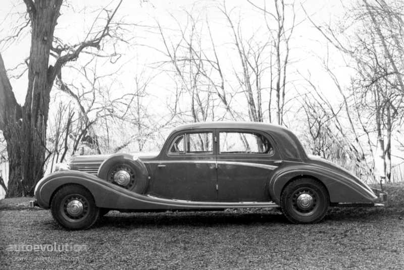 MAYBACH Typ SW 42 specs - 1940, 1941, 1942, 1943, 1944 ...