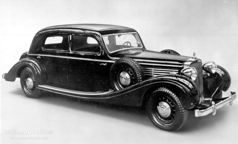 MAYBACH Typ SW 42 specs & photos - 1940, 1941, 1942, 1943 ...