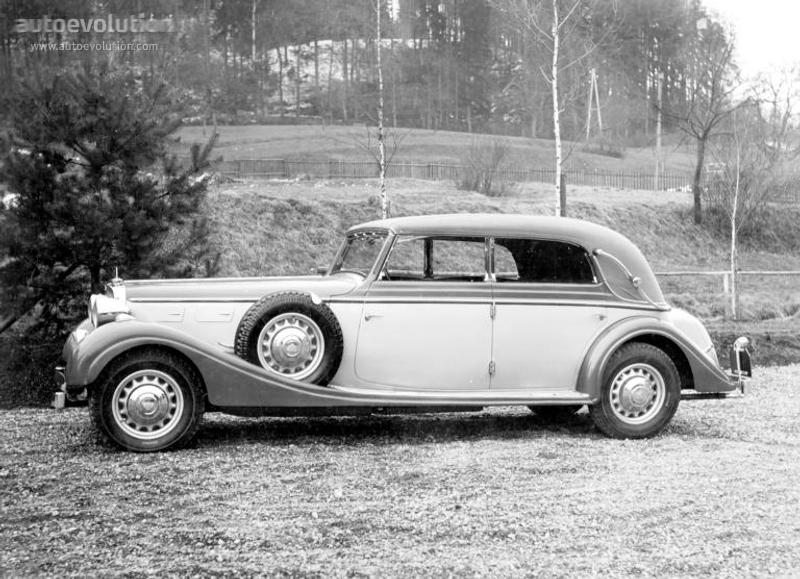 Maybach Typ Sw 42 Cabriolet Specs Amp Photos 1940 1941