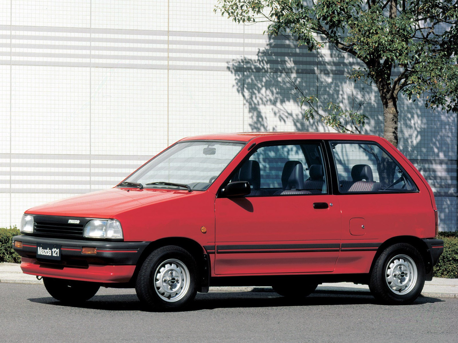 Mazda 121 Mk 1 Specs Amp Photos 1987 1988 1989 1990