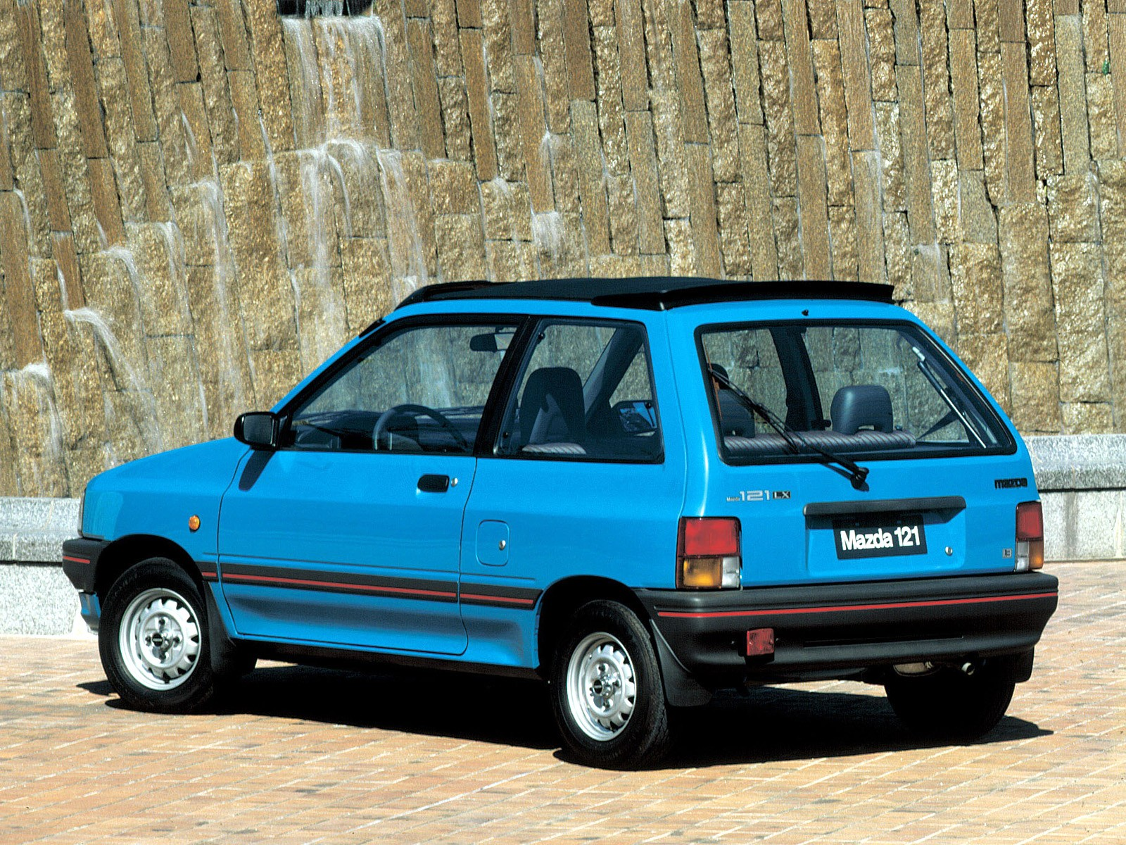 Kia New Cars >> MAZDA 121 (Mk.1) specs - 1987, 1988, 1989, 1990, 1991 - autoevolution