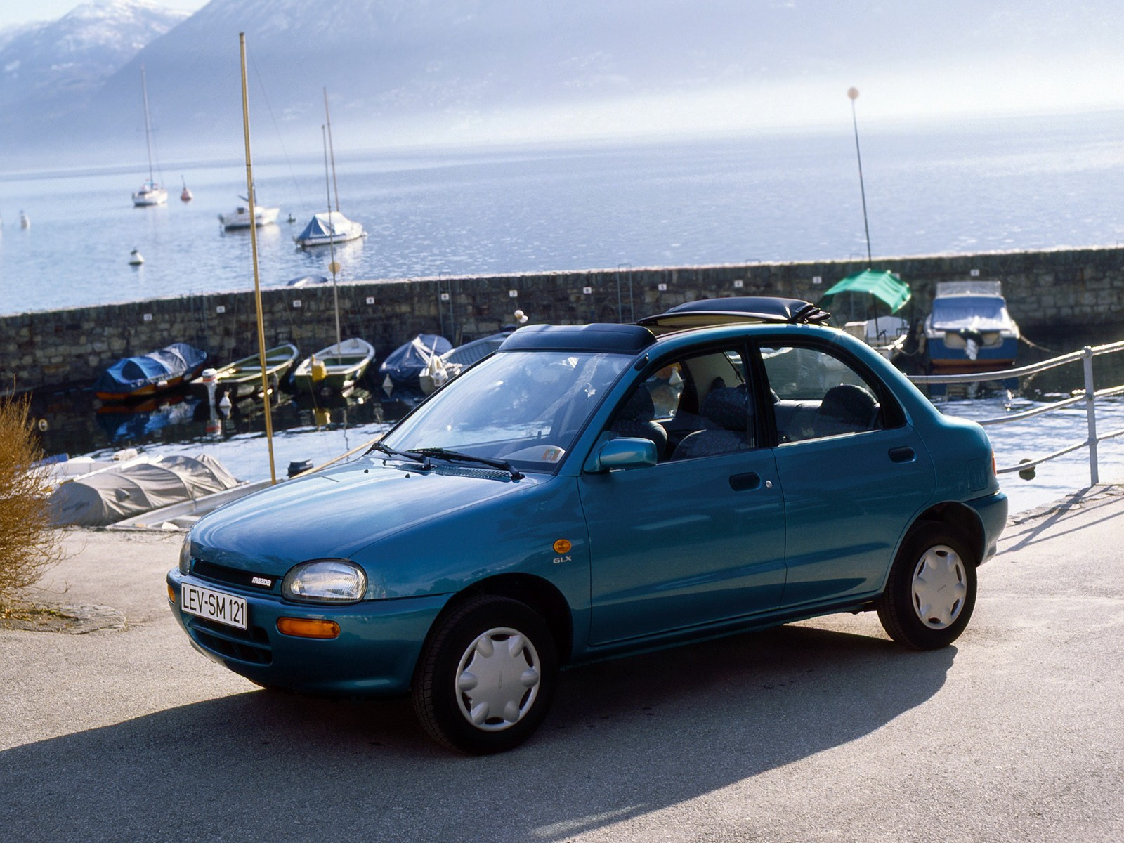 Mazda Revue Mk