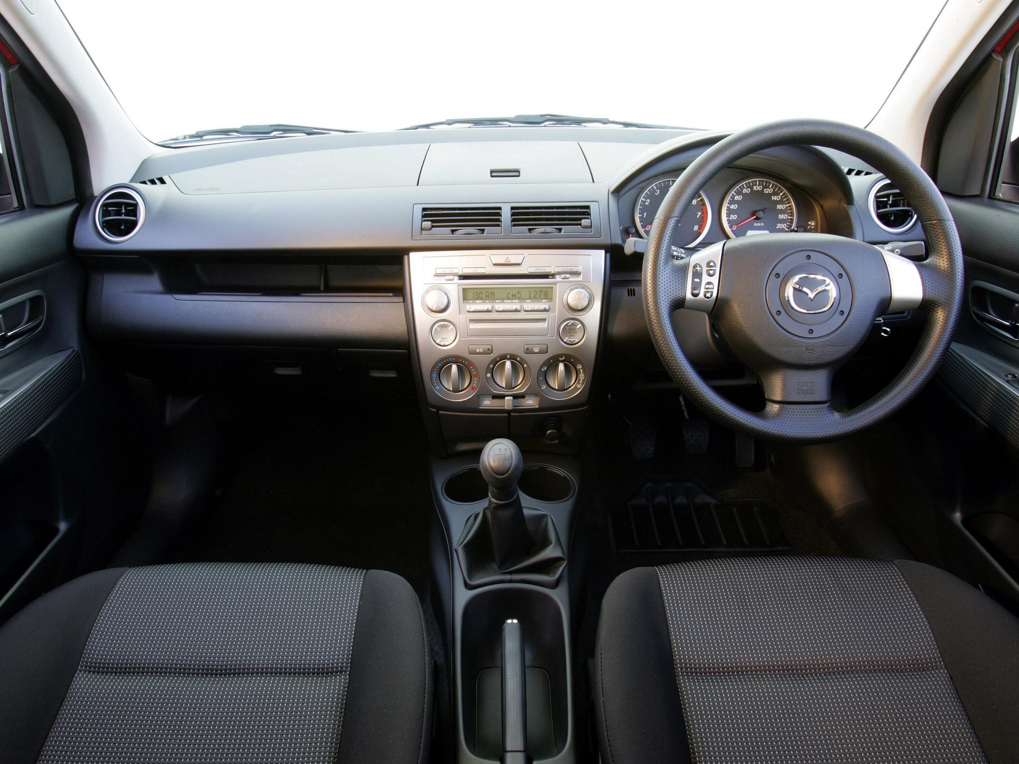 Mazda 2 Demio Specs Amp Photos 2002 2003 2004 2005
