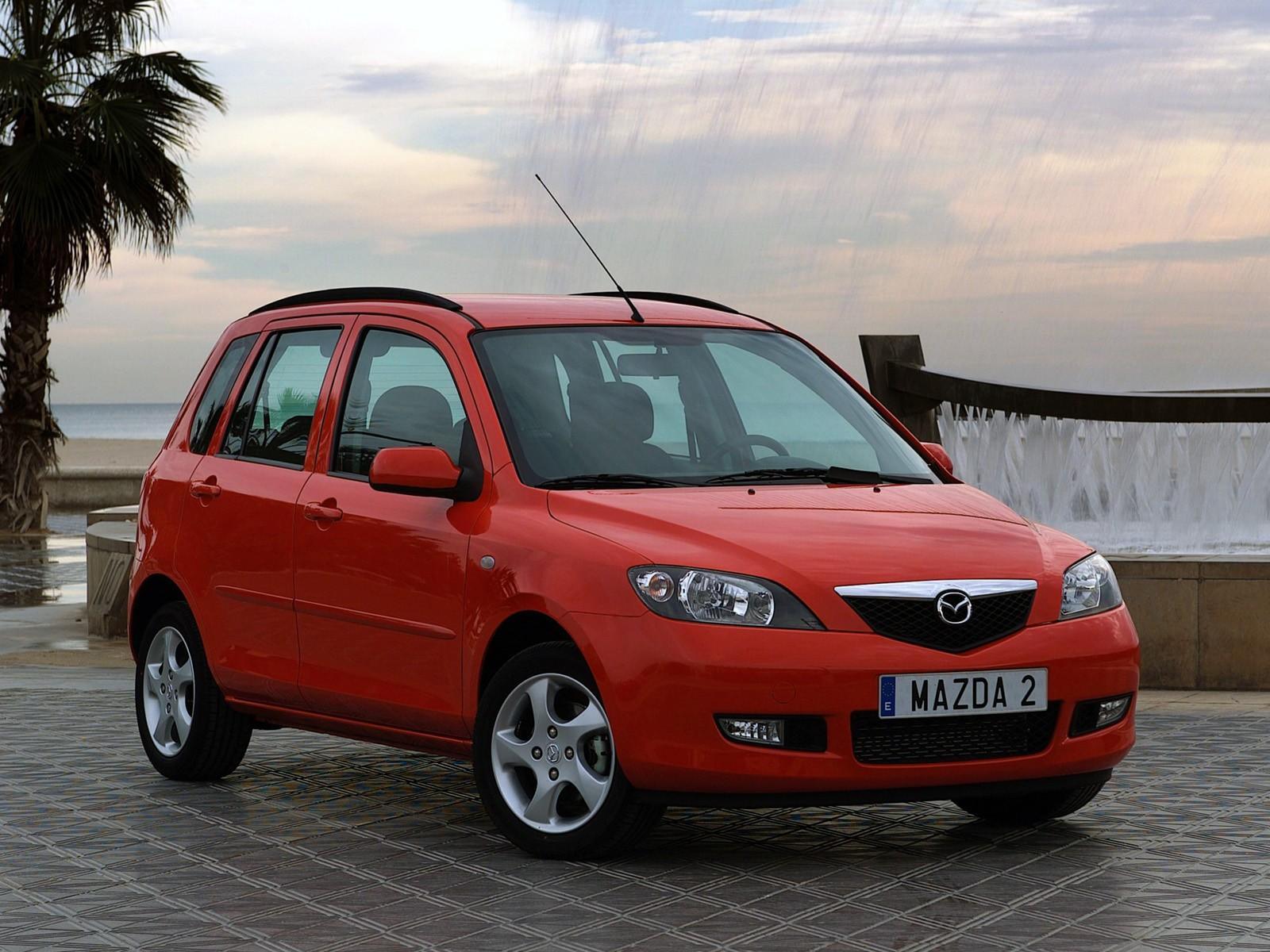 Kelebihan Mazda 2 2006 Review