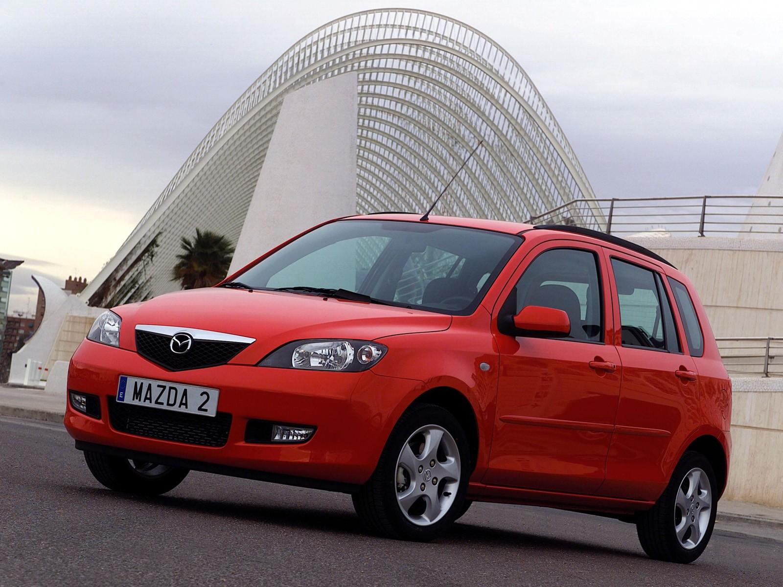 Kekurangan Mazda 2 2006 Tangguh