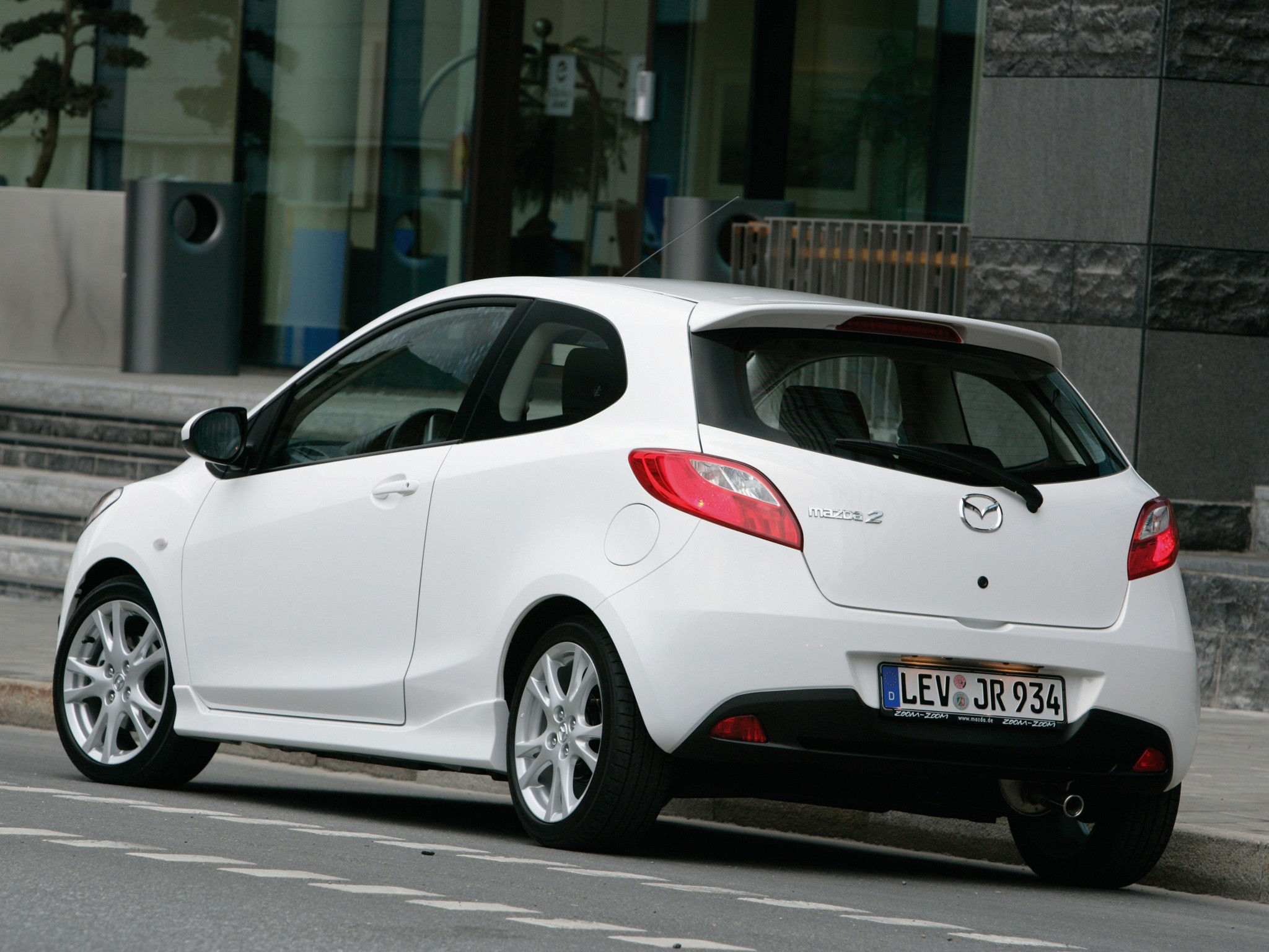 MAZDA 2 specs & photos - 2007, 2008, 2009, 2010, 2011, 2012, 2013, 2014 -  autoevolutionautoevolution