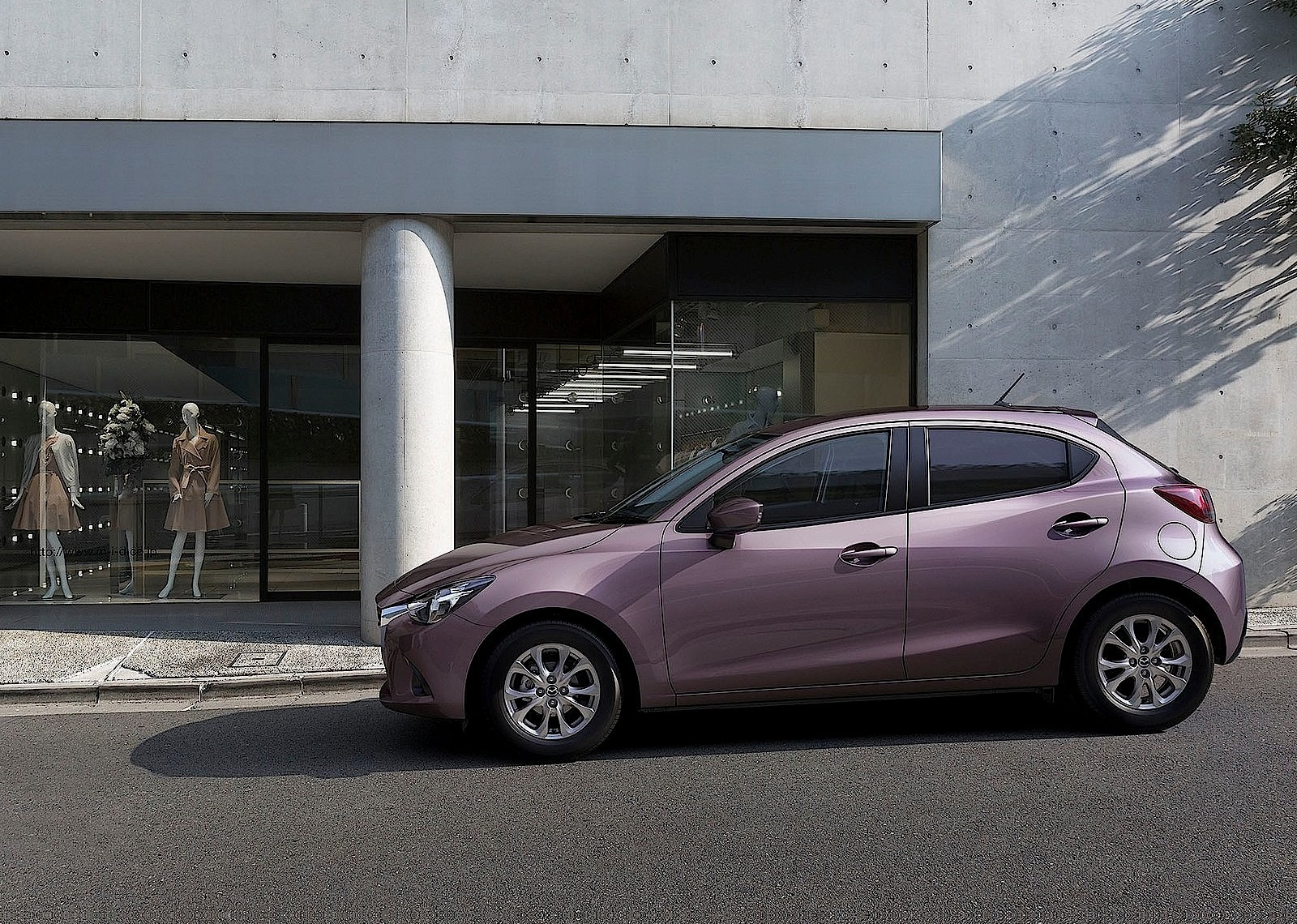 mazda reviews car neo test carsguide road review
