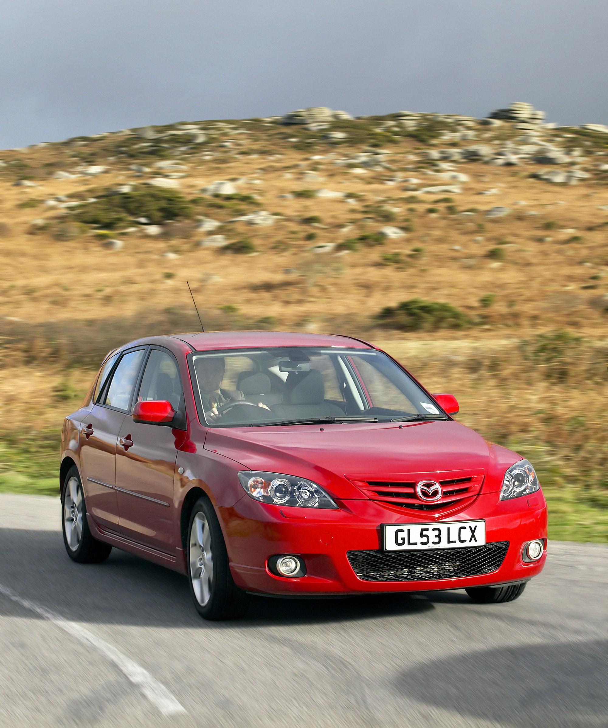 Mazda Auto: 2004, 2005, 2006, 2007, 2008