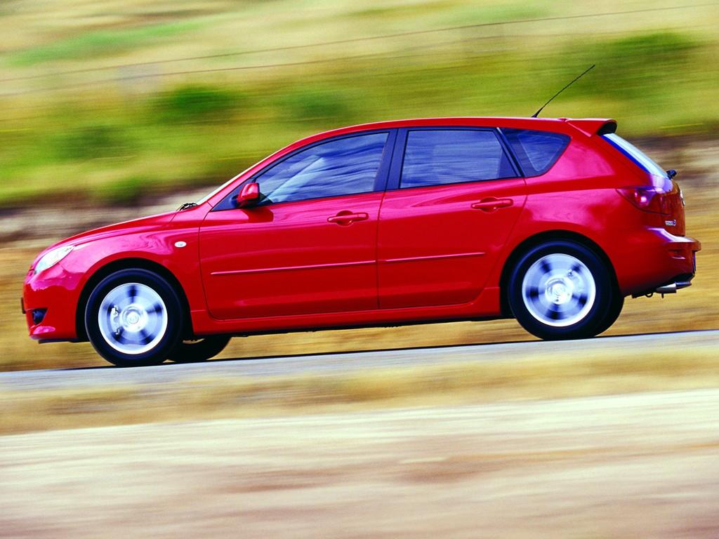 Mazda 3 Hatchback 2017 >> MAZDA 3 / Axela Hatchback - 2004, 2005, 2006, 2007, 2008 ...