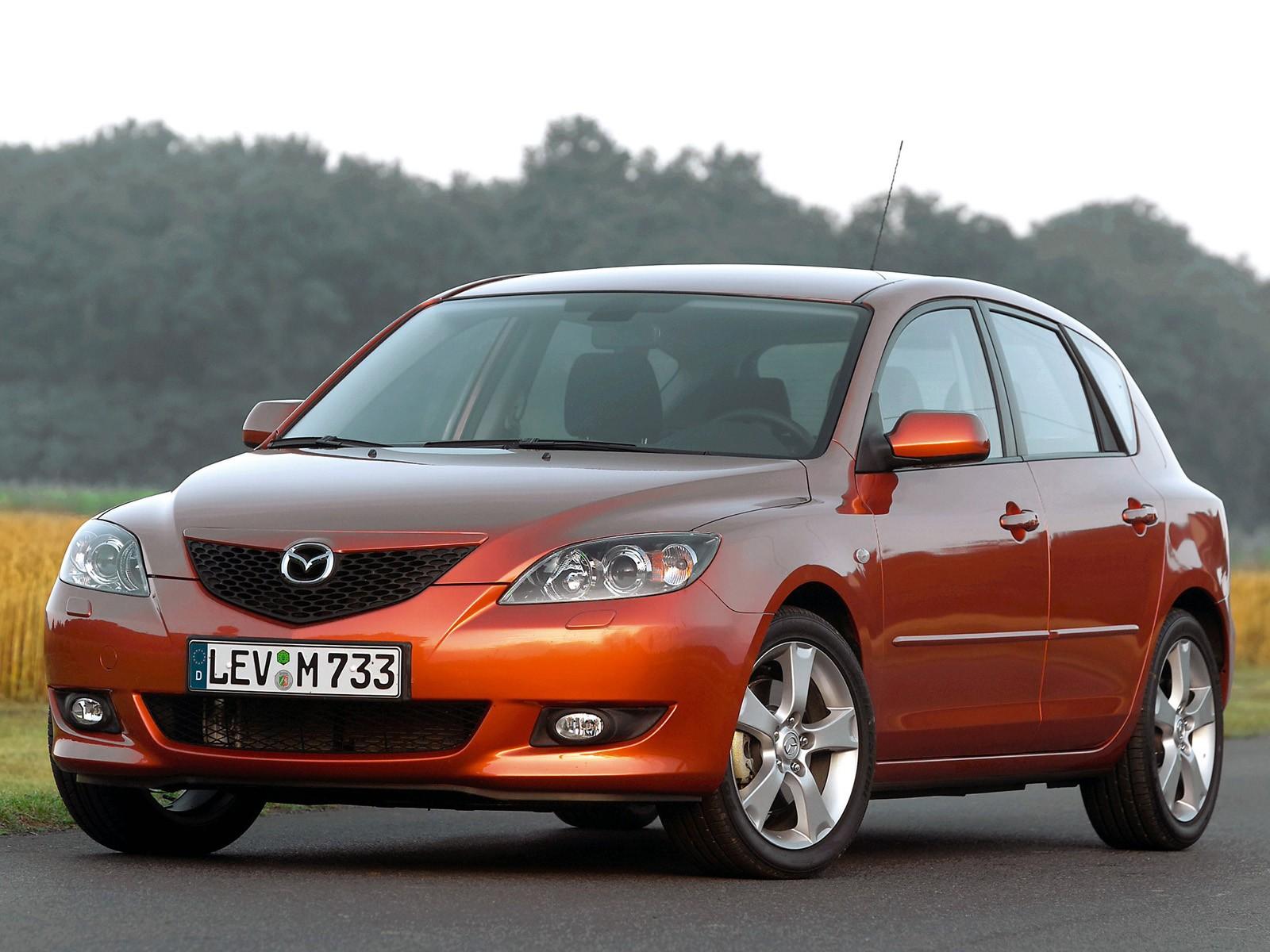 MAZDA 3 / Axela Hatchback specs - 2004, 2005, 2006, 2007 ...