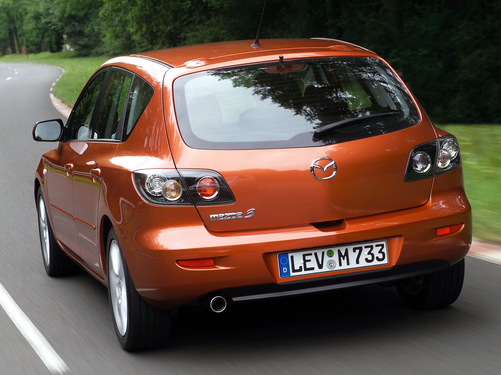 Kelebihan Mazda 3 2004 Tangguh