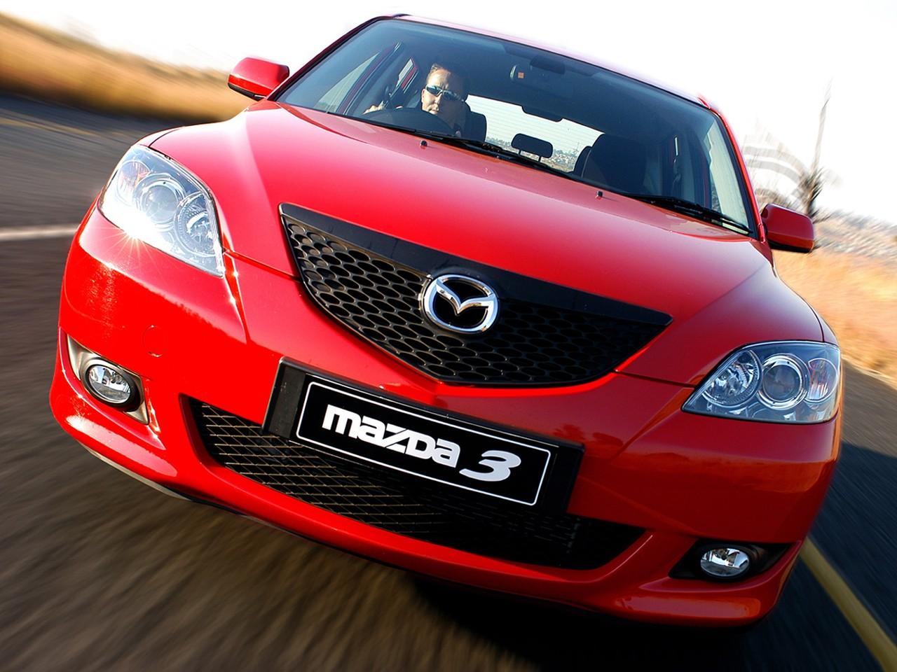 mazda 3 / axela hatchback specs - 2004, 2005, 2006, 2007, 2008