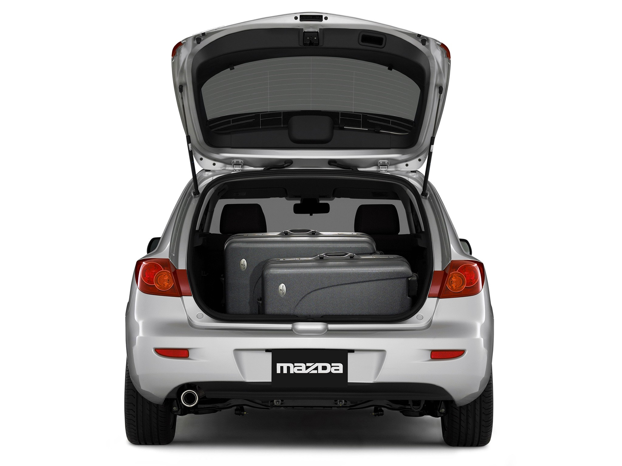 Mazda 3 Axela Hatchback Specs Amp Photos 2004 2005 2006 2007 2008 2009 Autoevolution