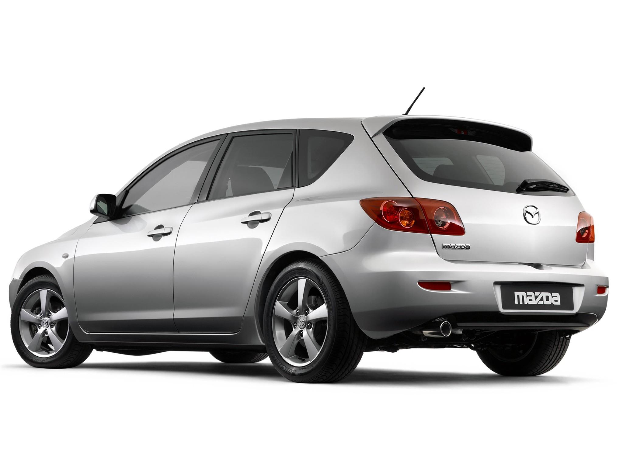2007 Ford Focus Hatchback >> MAZDA 3 / Axela Hatchback specs & photos - 2004, 2005, 2006, 2007, 2008, 2009 - autoevolution