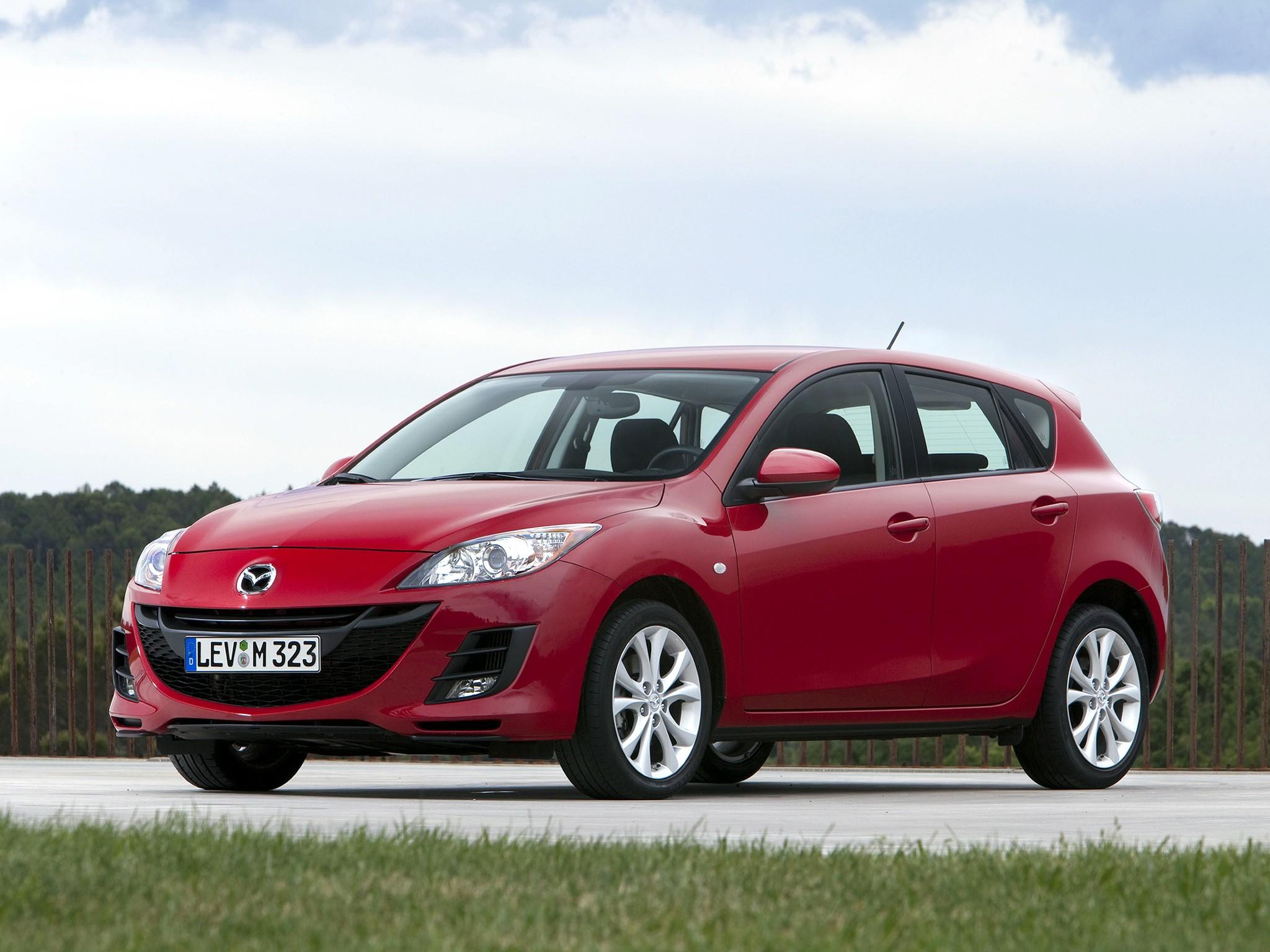 Mazda 3 Axela Hatchback 2009 2010 2011 2012 2013 Autoevolution
