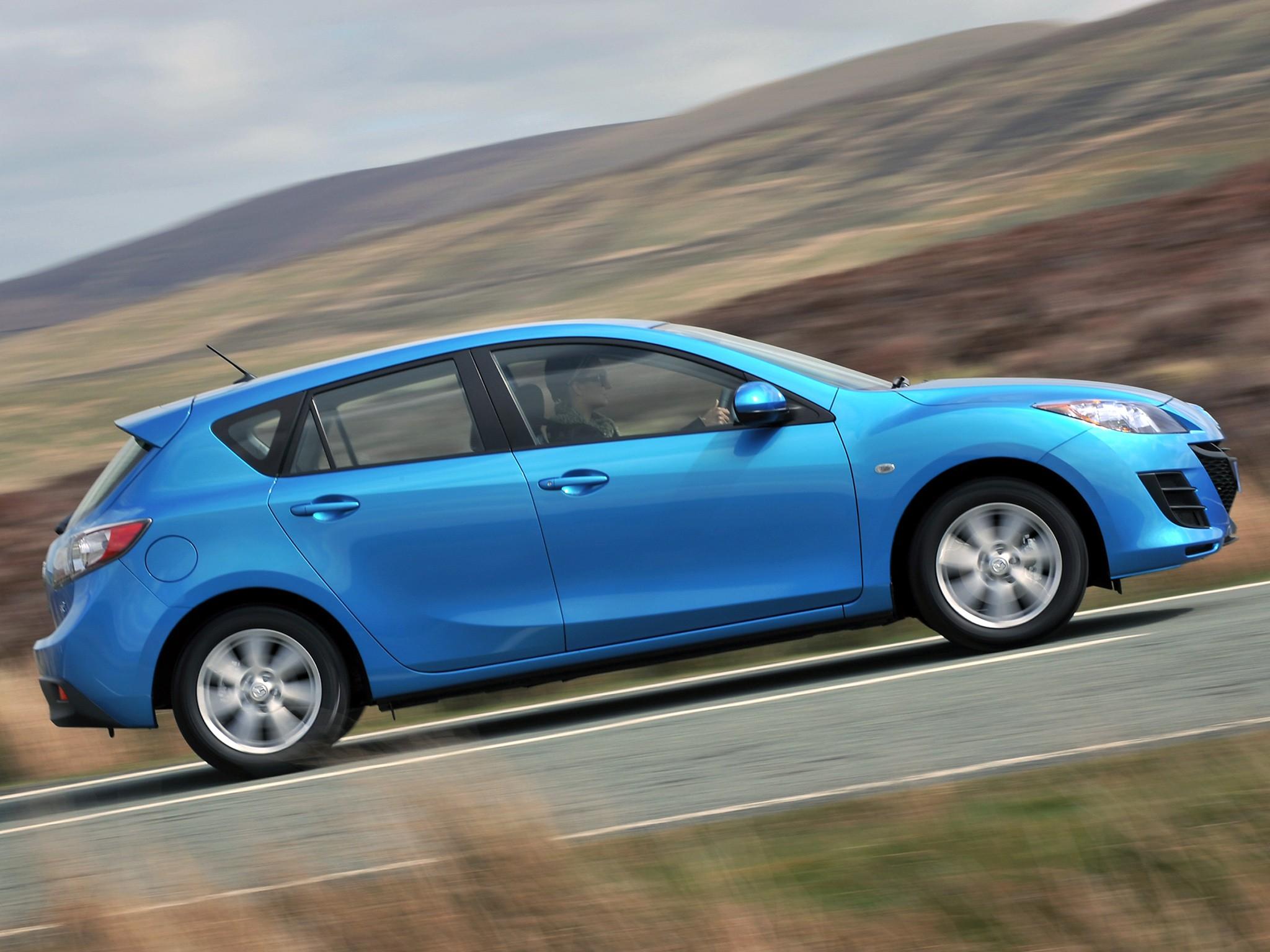 Mazda 3 Axela Hatchback 2009 2010 2011 2012 2013