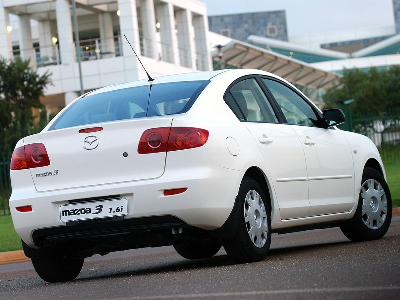 mazda 3 2005 sedan