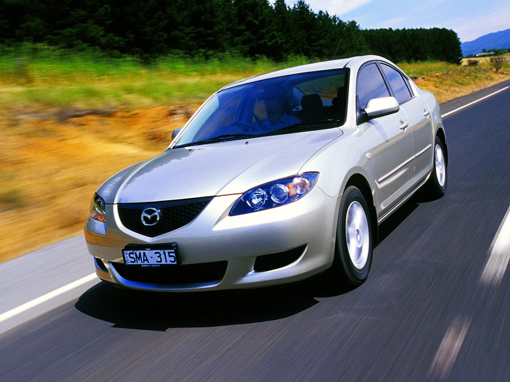 Mazda 3 Axela Sedan 2004 2005 2006 2007 2008 2009