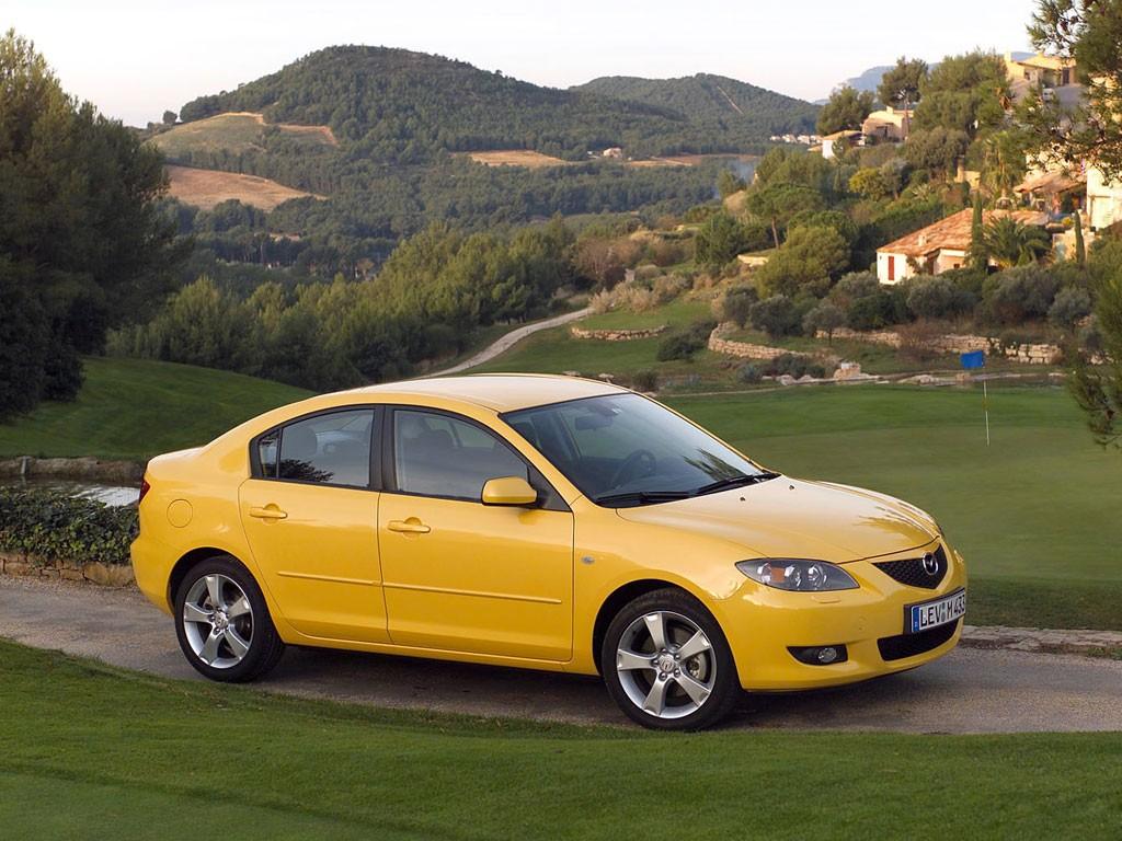Mazda 3 Axela 2017 >> MAZDA 3 / Axela Sedan - 2004, 2005, 2006, 2007, 2008, 2009 - autoevolution