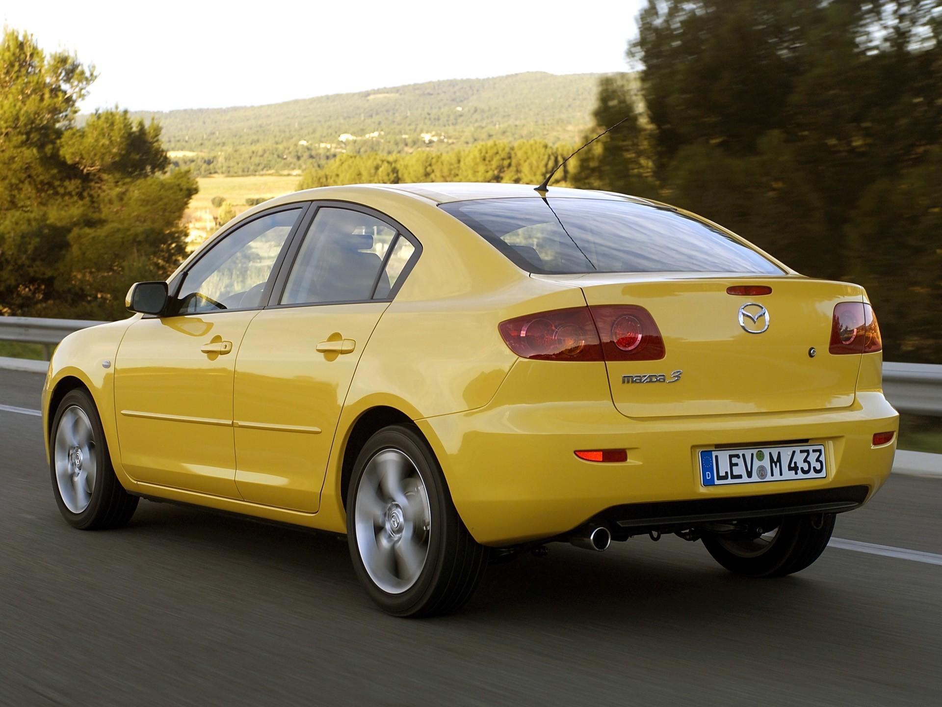 Mazda 3i Sport >> MAZDA 3 / Axela Sedan specs & photos - 2004, 2005, 2006, 2007, 2008, 2009 - autoevolution