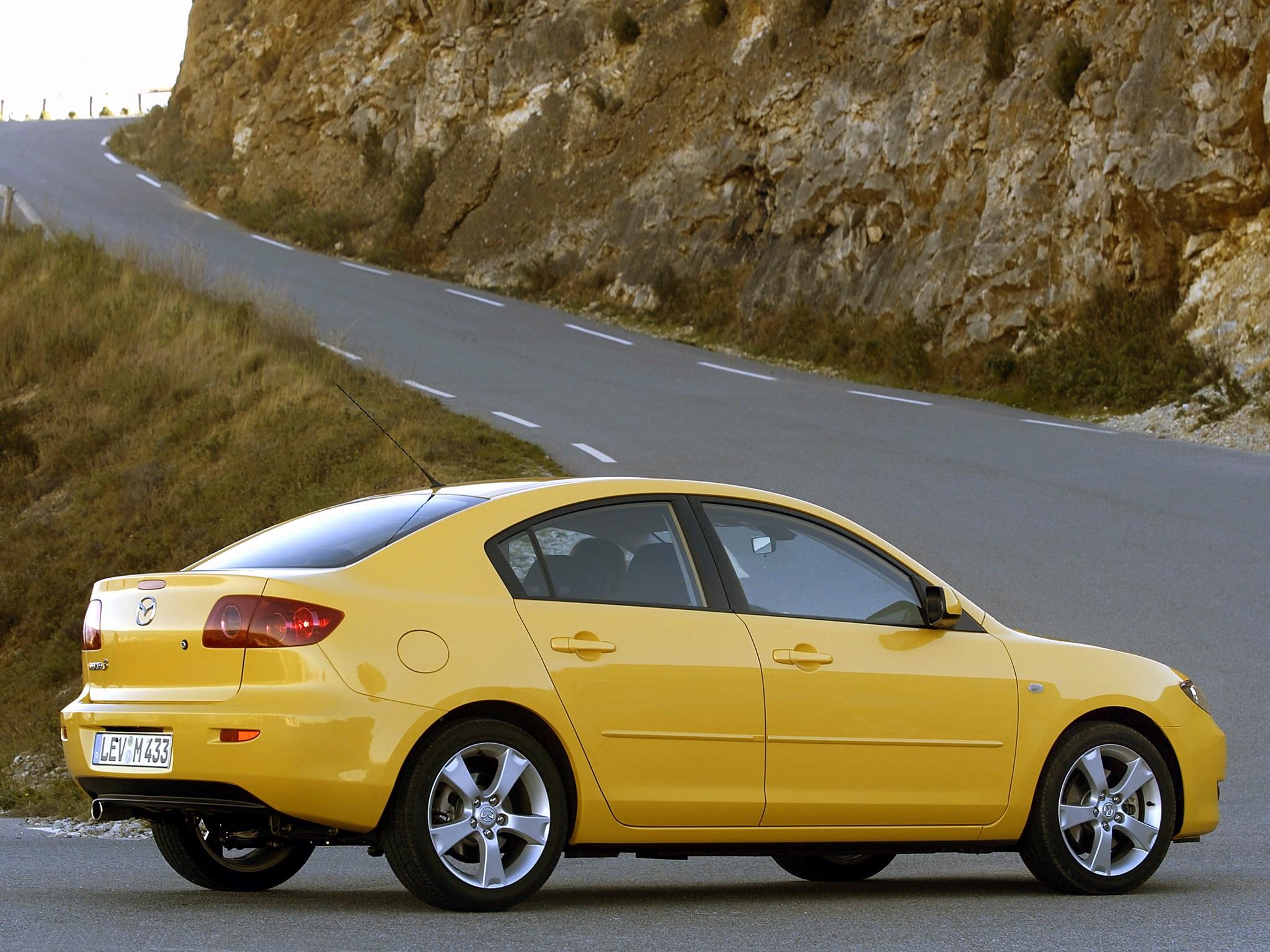 MAZDA 3 / Axela Sedan specs & photos - 2004, 2005, 2006 ...