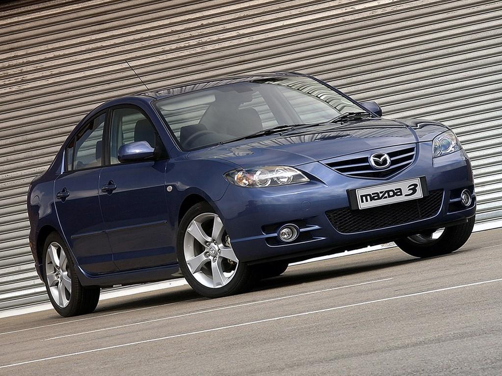 mazda 3 / axela sedan specs - 2004, 2005, 2006, 2007, 2008, 2009