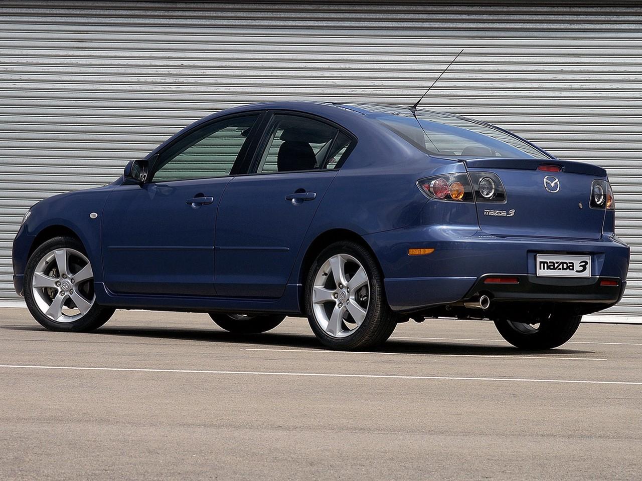 Mazda 3 Axela Sedan 2004 2005 2006 2007 2008 2009 Autoevolution