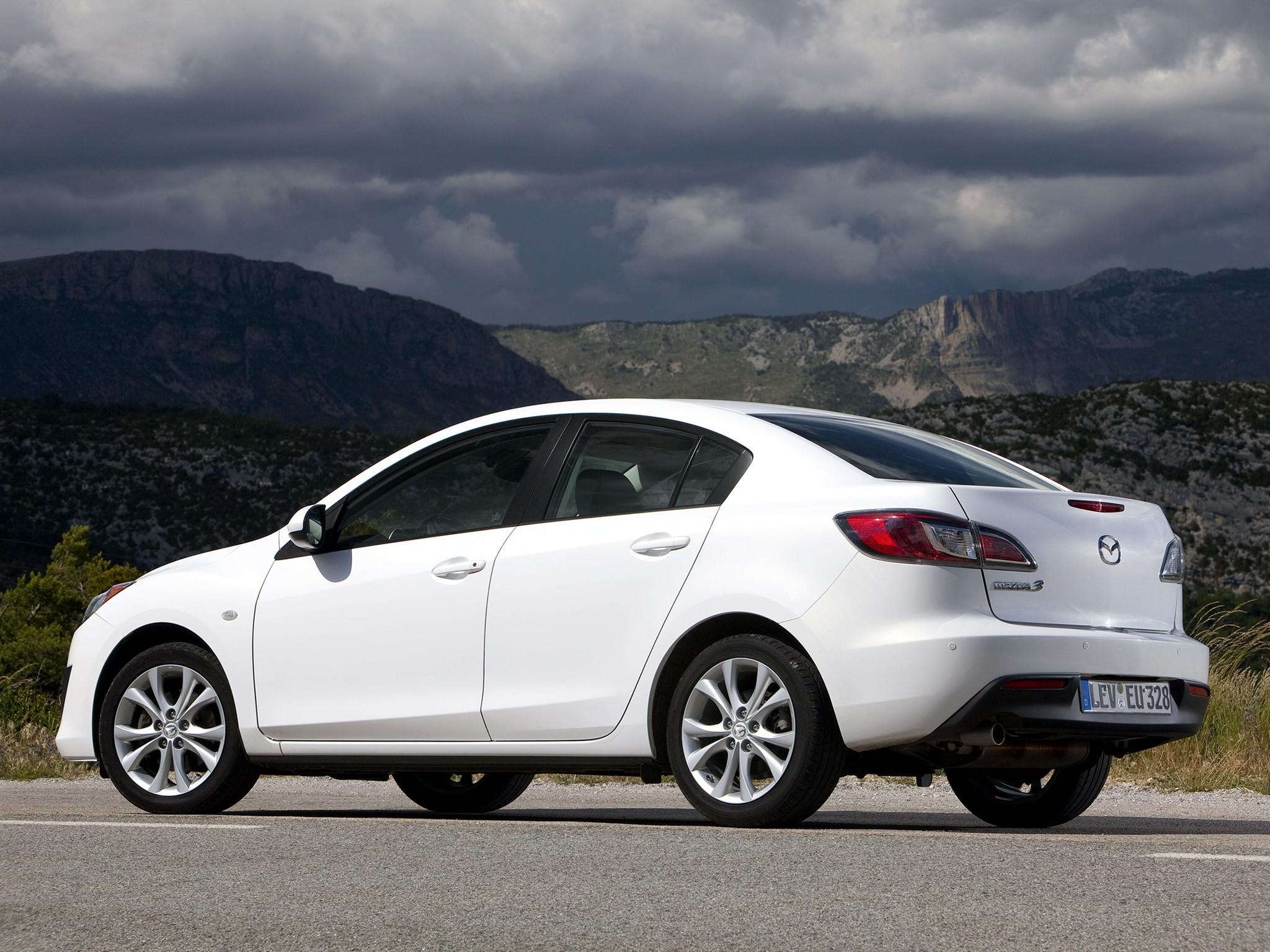 Mazda 3 Axela Sedan Specs 2009 2010 2011 2012 2013 Autoevolution