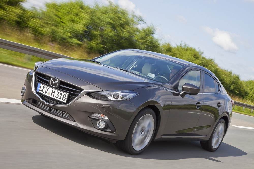 Mazda 3 Axela Sedan 2017 Present