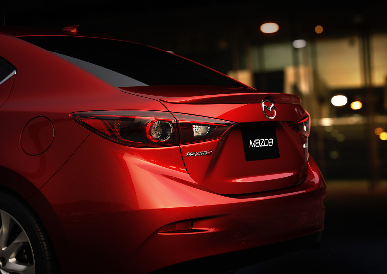 All New Mazda3 2019 >> MAZDA 3 / Axela Sedan - 2013, 2014, 2015, 2016, 2017 - autoevolution
