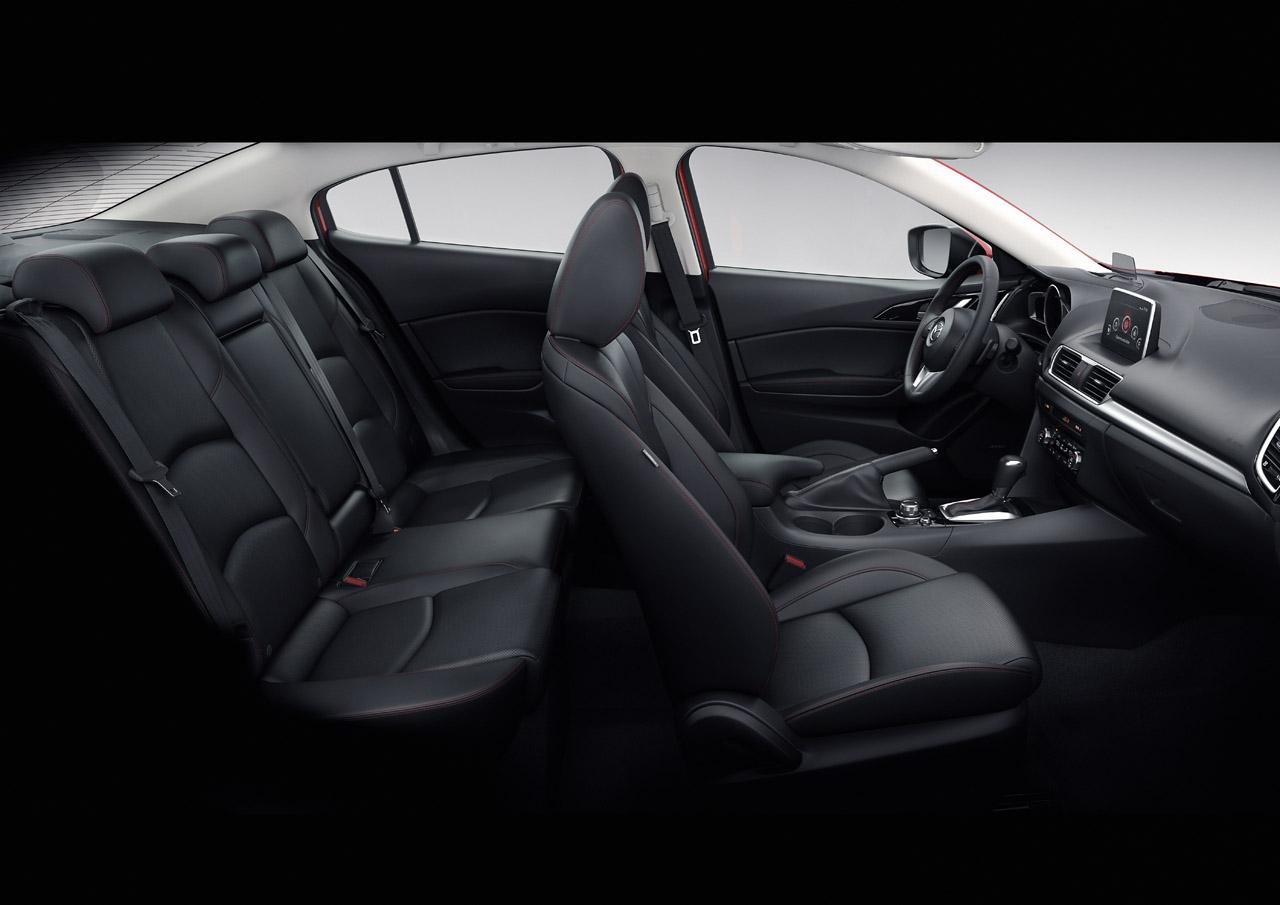 ... MAZDA 3 / Axela Sedan (2013 - 2016) ...